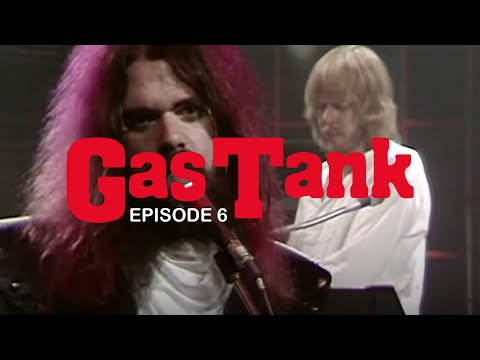 Roy Wood, Rick Wakeman And His Band - I Got My Eyes On You (GasTank Ep 6) | Rick Wakeman
