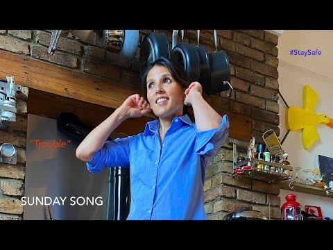 Troube2020Tanita Tikaram - Sunday Song - Trouble (Lockdown Version, 2020) #StaySafe