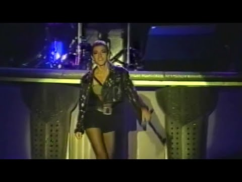 Mecano - El  peón del rey de negras (Live'91 Puerto Real)