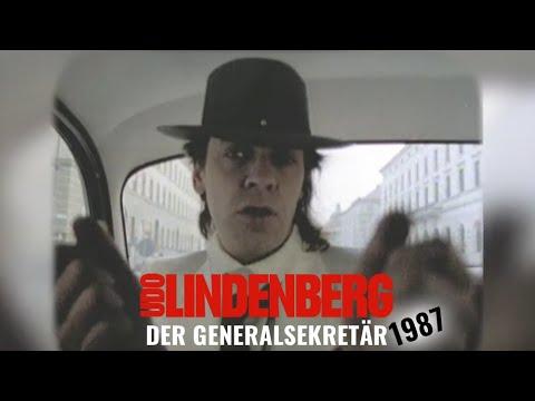 Udo Lindenberg - Der Generalsekretär (1987)
