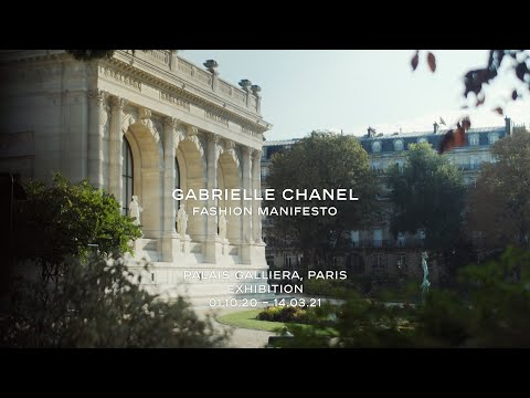'Gabrielle Chanel. Fashion Manifesto' Palais Galliera Exhibition  — CHANEL