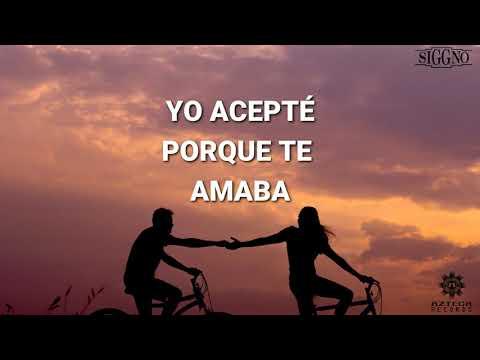 Siggno - Una Vez A La Semana (Lyric Video)