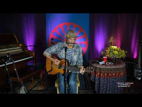 """Todd Snider - """"That Was Me"""""""