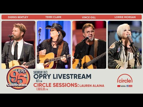 Dierks Bentley LIVE From the Grand Ole Opry