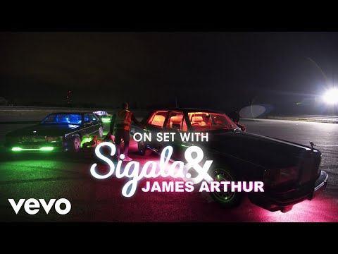 James Arthur - Lasting Lover: On Set with Sigala