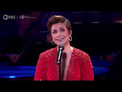 World Premier of Lea Salonga in Concert on November 27 on PBS