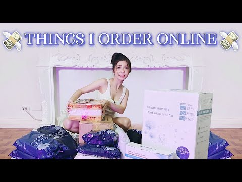 WHAT I ORDER ONLINE *they sent me the wrong item :(