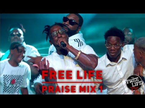 "Canton Jones ""The Free Life Praise Mix 1"""