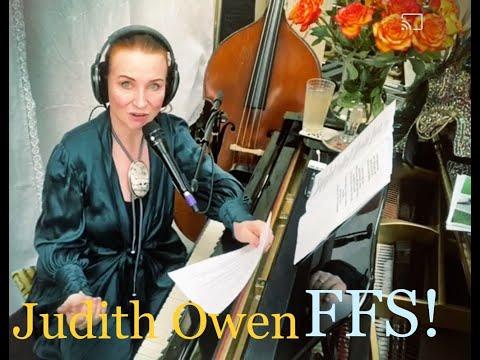 """Judith Owen FFS! Live """"Some Kind Of Comfort"""" part 1   - October 4,  2020"""