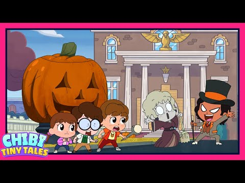 Halloweentown As Told By Chibi 🎃 | Chibi Tiny Tales | Halloweentown | Disney Channel Animation