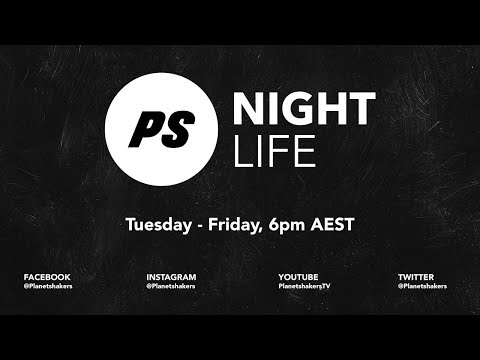Planetshakers Night Life 6:00pm AEST | 22-Apr-2020