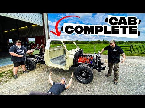 Restoring Earl Dibbles old truck (Part 15)