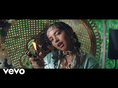 Isabela Merced, Danna Paola - Don't Go (Official Music Video)