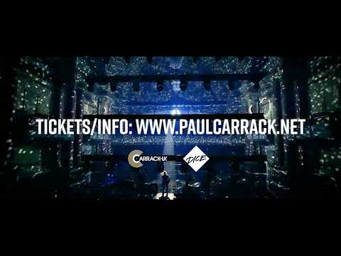 Paul Carrack & Band | The 2020 World Tour One Night Global Streaming Event | Trailer 2