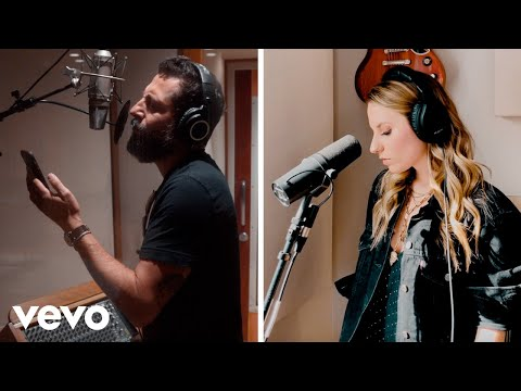 Caitlyn Smith - I Can't (feat. Old Dominion) (In The Studio)