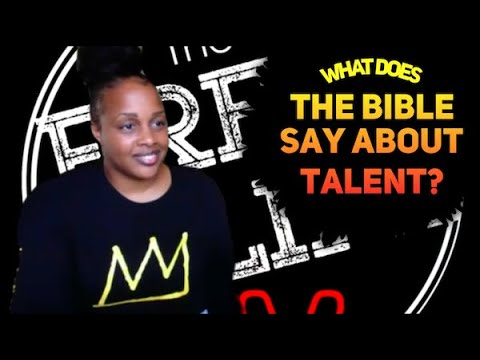 """Ramona Jones/ Free Life Church """"What Does the Bible Say About Talent?"""""""