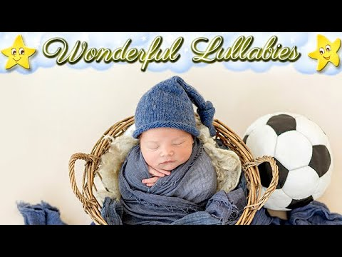 Jonathan's Lullaby Super Calming Nursery Rhyme  ♥ Super Soft Baby Bedtime Sleep Music ♫ Sweet Dreams
