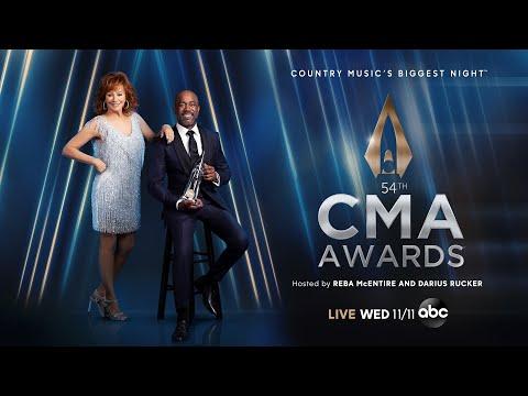 Reba & Darius Rucker Host the CMA Awards