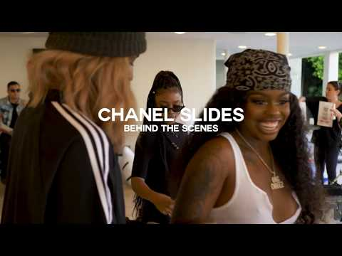 Chanel Slides (Behind The Scenes)