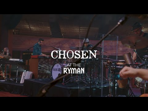 Sidewalk Prophets - Chosen (Live From The Ryman)
