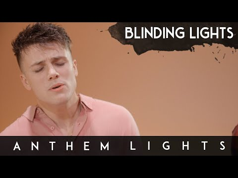 Blinding Lights - @The Weeknd   Anthem Lights (Cover)