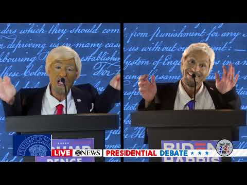 LOCKSMITH - TRUMP VS. BIDEN (Official Video)