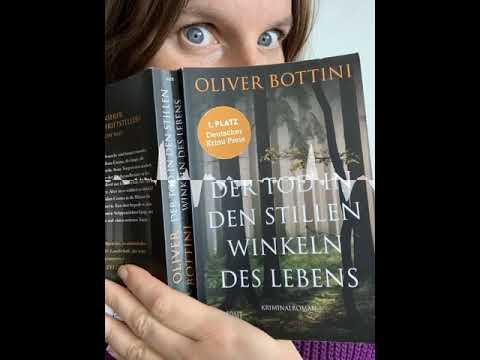 Salon Holofernes – mit Oliver Bottini (Krimi-Autor), Folge 13 - Salon Holofernes