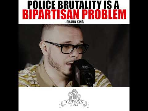 Police brutality is a bipartisan problem - #CannonsClass