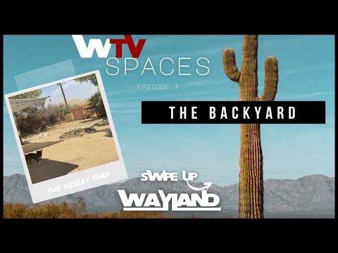 WaylandTV Presents: Spaces Episode 4: The Desert Backyard