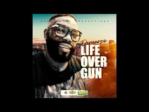 DeMarco - Life Over Gun (Official Audio)