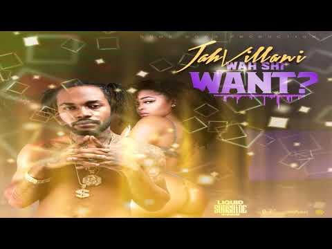 Jahvillani - Wah Shi Want (Official Audio)