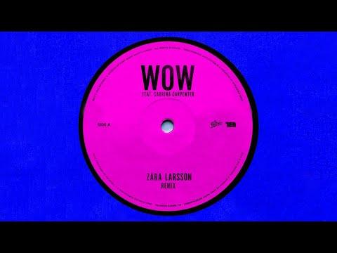 Zara Larsson - WOW ft. Sabrina Carpenter LIVE CHAT