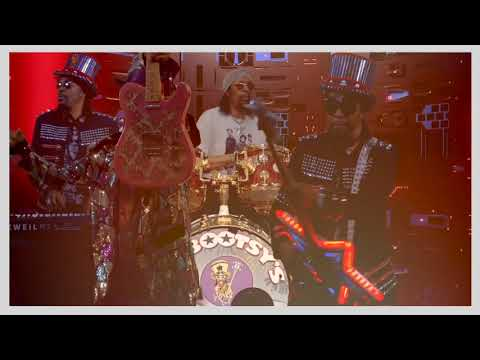 Bootsy Collins - The Power of the One Album Release Galactic Birthday Bash GET YOUR TICKETS NOW!!