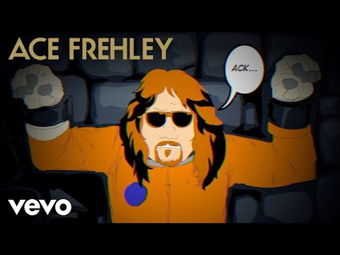 Ace Frehley - Space Truckin' The Director's Cut (Official Music Video)