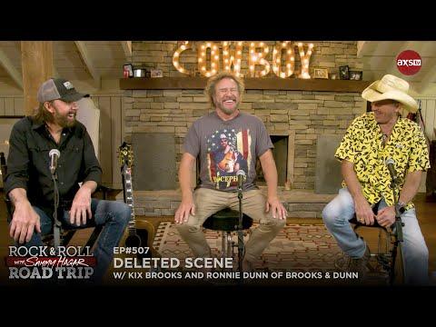 Rock & Roll Road Trip Episode 507 Deleted Scene w/ Brooks & Dunn