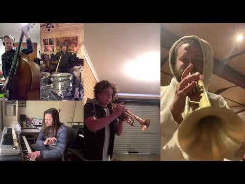 Bailey's Trumpet Tutorials feat. The Cat Empire - Hello - #StayHome and Jam #WithMe