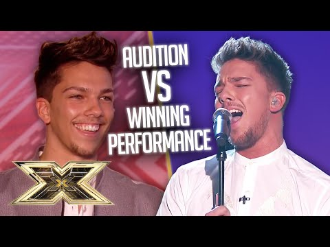 Matt Terry's FIRST audition and WINNING performance! | The X Factor UK