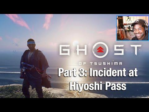 R.LUM.R Plays Ghost Of Tsushima: Incident At Hiyoshi Pass