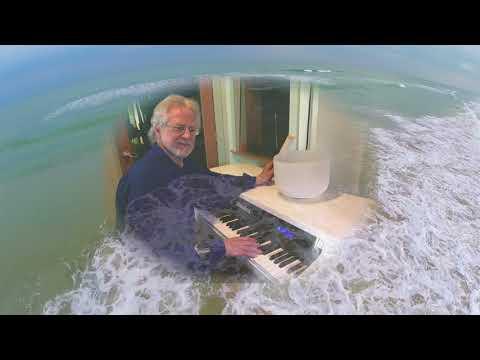 OCEAN of BLISS:  Alpha Brainwave Entrainment Music for Relaxation (432 Hz)
