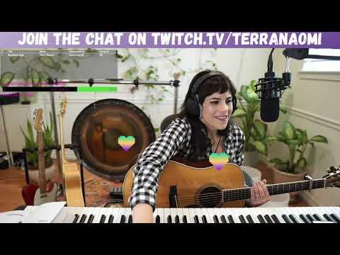 Live recording session on twitch.tv/terranaomi