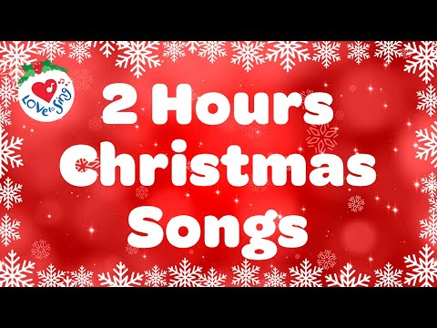 Best Christmas Music Playlist 2020 - Merry Christmas Songs and Carols 2 Hours