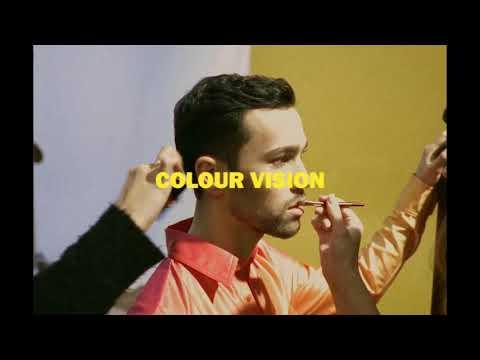 MAX - Colour Vision (How We Made The Album Artwork )