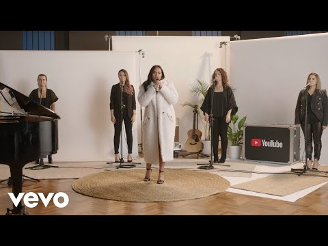 Jessica Mauboy - Butterfly (Live #YouTubeMusicSessions)