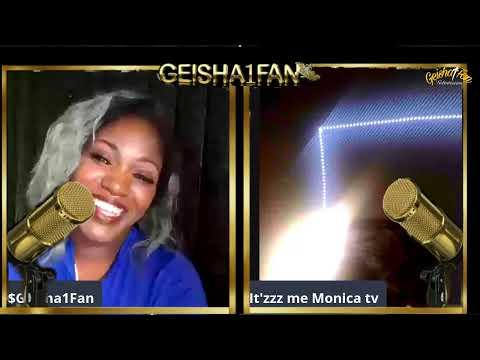 GEISHA & MONICA