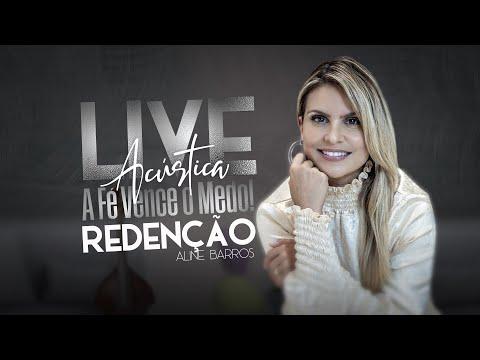 A Fé Vence o Medo Acústico - Redenção [LIVE]