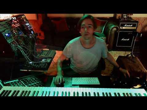 Glenn Morrison - Mastering Charlie May's wonderful remix of my record 'Orange Glow'