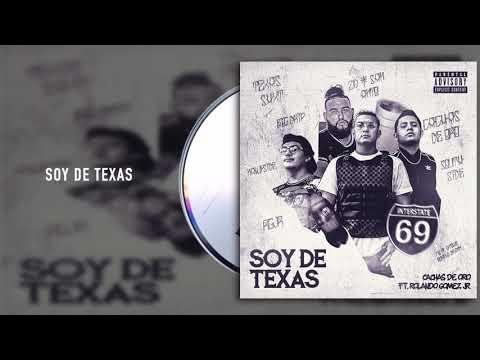 Cachas De Oro - Soy De Texas ft Rolando Gómez Jr. (Audio)