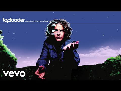 Toploader - Dancing in the Moonlight (Official Visualiser)