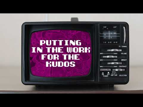 Andreas Moss - KUDOS (Explicit) (Official Lyric Video)
