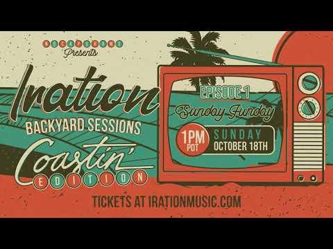 No Cap Shows presents Iration's Backyard Sessions: Coastin' Edition